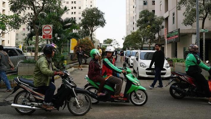 Grab cung cấp dịch vụ gọi ôtô và xe máy tại các thành phố khắp Đông Nam Á - Ảnh: Getty Images.