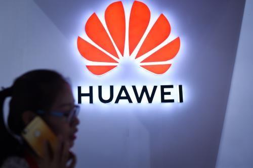 Huawei bổ nhiệm Giám đốc Tài chính mới. Ảnh: AFP
