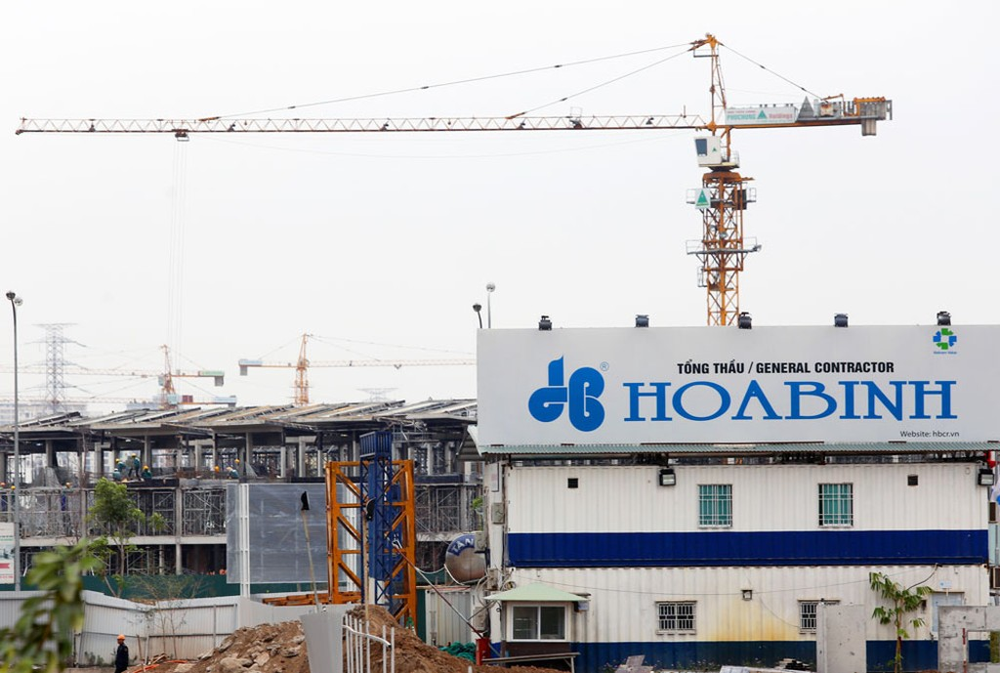 Vươn ra nước ngoài tìm cơ hội kinh doanh là mong muốn của rất nhiều nhà thầu Việt. Ảnh: Lê Tiên