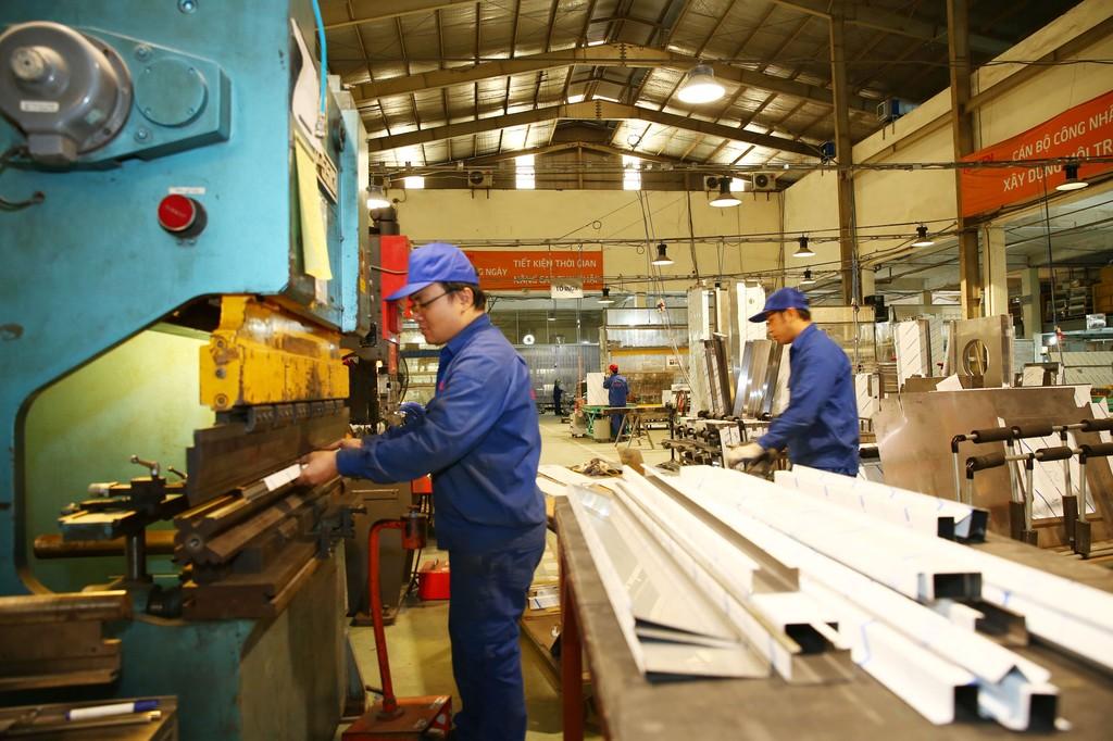 Ngân hàng Thế giới dự báo tốc độ tăng trưởng năm 2018 của Việt Nam ở mức 6,8%, thậm chí có thể cao hơn. Ảnh: Quang Hiếu