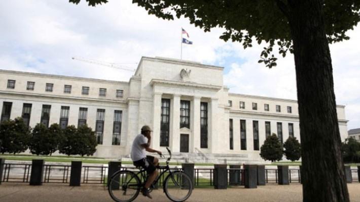 Trụ sở của FED ở Washington DC - Ảnh: Reuters.