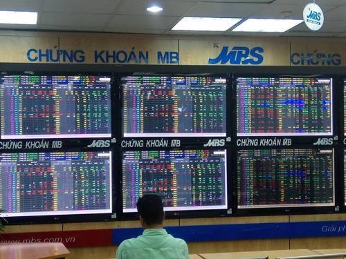 Chứng khoán ngày 12/12: Tiền vào mạnh, VN - Index vượt mốc 960 điểm. Ảnh:TTXVN/BNEWS/TTXVN