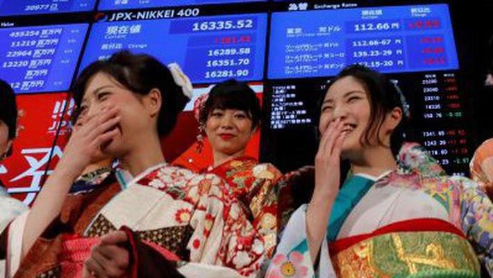 Tuy nhiên, tỷ lệ hộ siêu giàu ở Nhật Bản vẫn còn thấp hơn so với ở các nền kinh tế phát triển khác - Ảnh: Reuters.