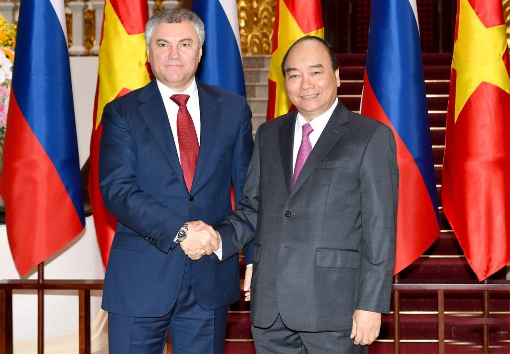 Mối quan hệ giữa Việt Nam và Liên bang Nga phát triển tích cực, có nền tảng lịch sử lâu đời. Ảnh: Hiếu Nguyễn