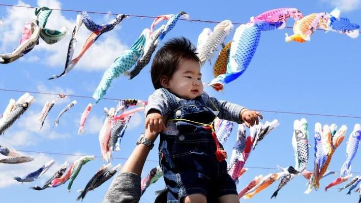 """Nhật bản cũng là quốc gia """"siêu già"""" với hơn 20% dân số ở độ tuổi từ 65 trở lên."""