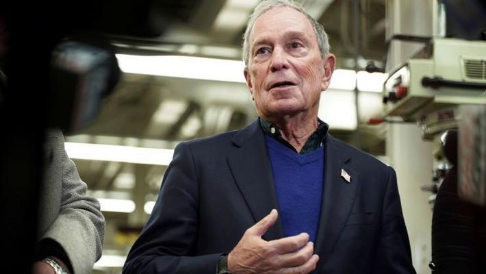 Tỷ phú Michael Bloomberg - Ảnh: Reuters.