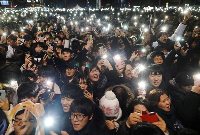 Hình ảnh đón năm mới trên khắp thế giới - ảnh 6
