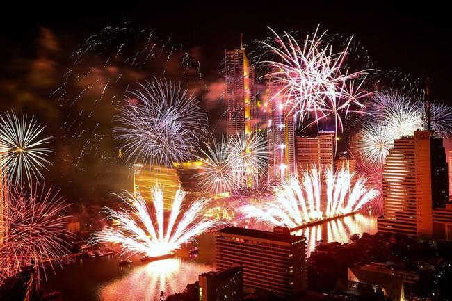 Hình ảnh đón năm mới trên khắp thế giới - ảnh 9