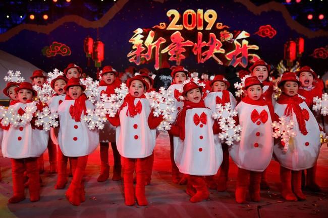 Hình ảnh đón năm mới trên khắp thế giới - ảnh 10