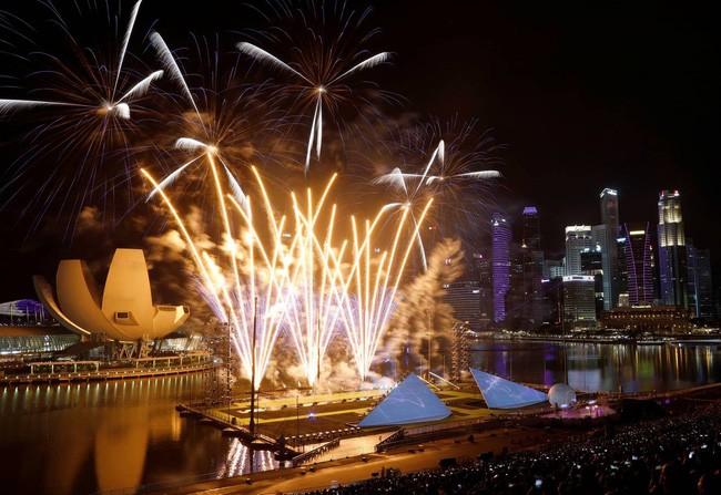 Hình ảnh đón năm mới trên khắp thế giới - ảnh 12
