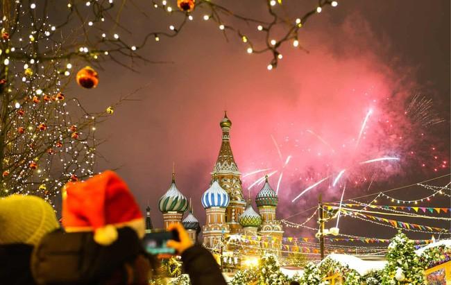 Hình ảnh đón năm mới trên khắp thế giới - ảnh 15
