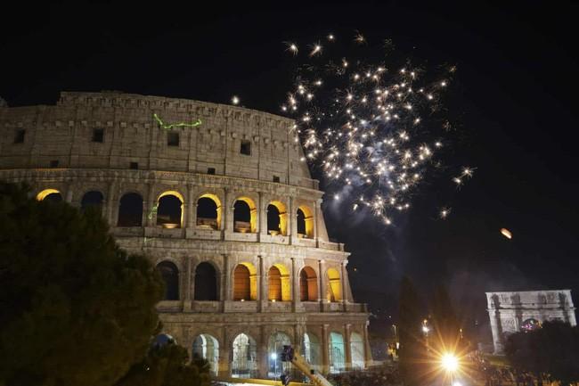 Hình ảnh đón năm mới trên khắp thế giới - ảnh 19