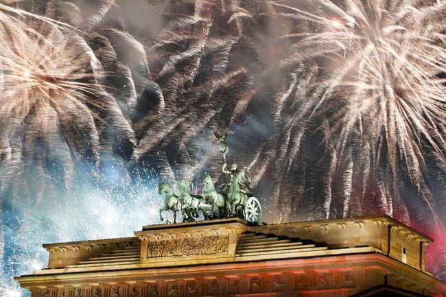 Hình ảnh đón năm mới trên khắp thế giới - ảnh 20