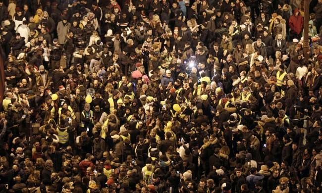 Hình ảnh đón năm mới trên khắp thế giới - ảnh 24