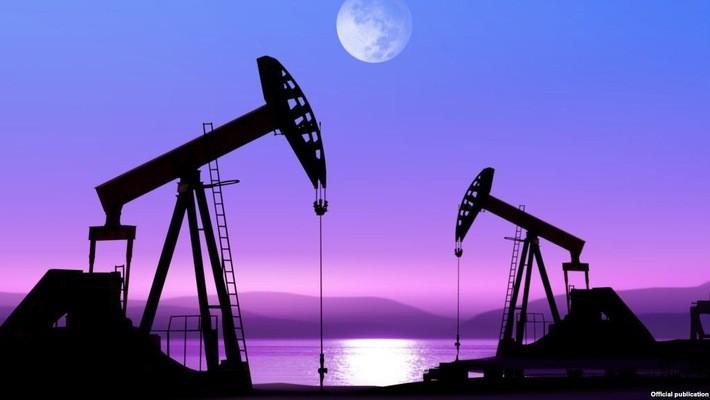 Cách đây 3 tháng, giá dầu thế giới còn ở đỉnh của gần 4 năm.