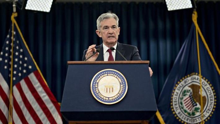Chủ tịch FED Jerome Powell. Chính sách của FED tiếp tục là mối quan tâm lớn của giới đầu tư toàn cầu năm 2019 - Ảnh: Bloomberg.