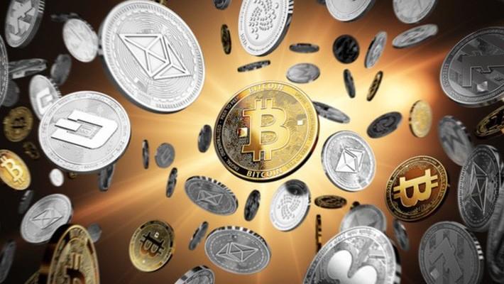 Tiền ảo đã ồ ạt giảm giá trong năm 2018, trong đó giá Bitcoin trượt khoảng 3/4.