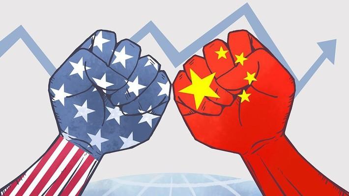 Chiến tranh thương mại đang gây nhiều ảnh hưởng tiêu cực đối với cả Mỹ và Trung Quốc - Minh họa: China Daily.