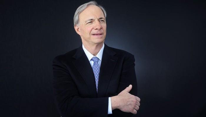 Tỷ phú Ray Dalio, nhà sáng lập công ty quản lý quỹ đầu cơ Bridgewater Associates - Ảnh: Bloomberg.