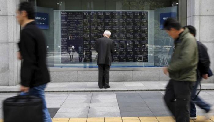 Giới đầu tư chứng khoán tại khu vực châu Á lạc quan hơn trong phiên giao dịch ngày 7/1 - Ảnh: Reuters.