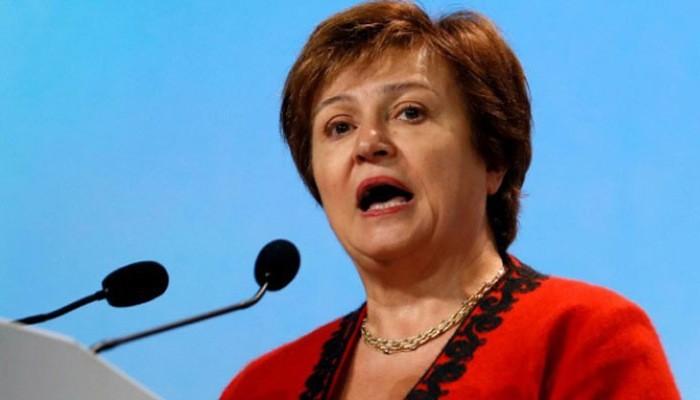 Giám đốc điều hành (CEO) Kristalina Georgieva của Ngân hàng Thế giới (WB) - Ảnh: Reuters.