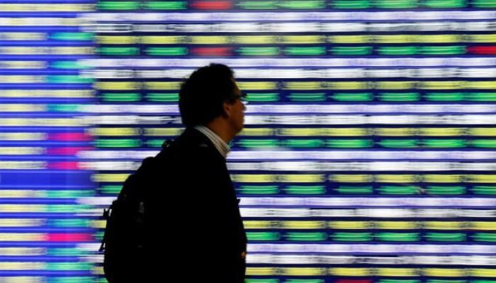 Phiên tăng này của chứng khoán châu Á là sự tiếp nối của phiên tăng vào ngày thứ Ba của chứng khoán Mỹ - Ảnh: Reuters.