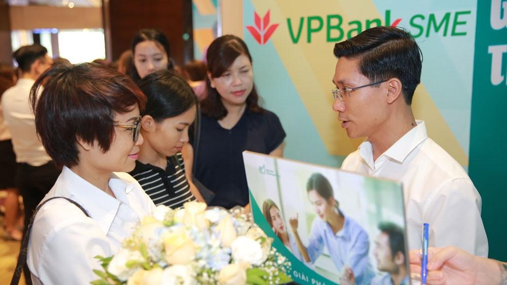 Các doanh nghiệp do nữ làm chủ đóng góp xấp xỉ 26% tổng dư nợ vay đối với phân khúc khách hàng SME của VPBank