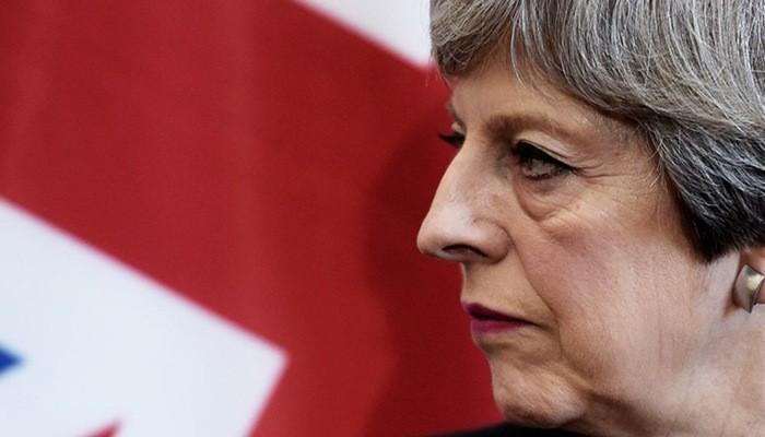 Thủ tướng Anh Theresa May - Ảnh: Bloomberg.