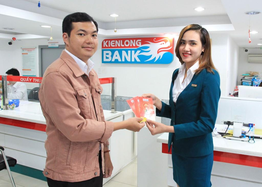 Đón Tết, Kienlongbank mở chương trình khuyến mại