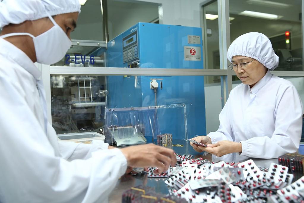 3 gói thầu thuộc Dự án Mua sắm thuốc cho các cơ sở y tế trên địa bàn tỉnh Phú Thọ năm 2019 - 2020 áp dụng đấu thầu rộng rãi trong nước. Ảnh: Lê Tiên