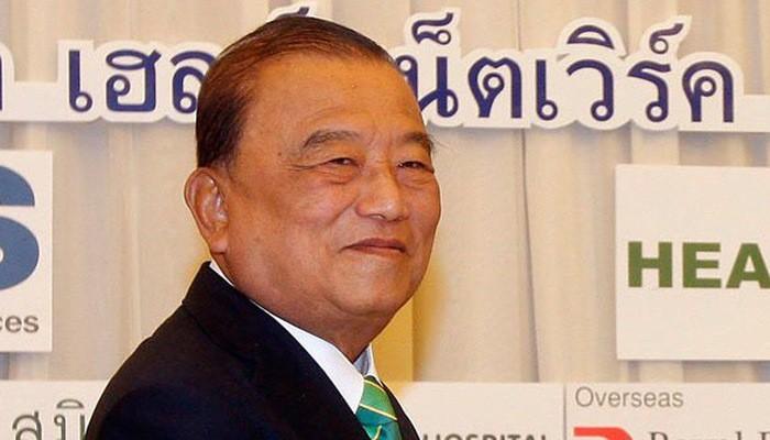 Tỷ phú Thái Prasert Prasarttong-Osoth