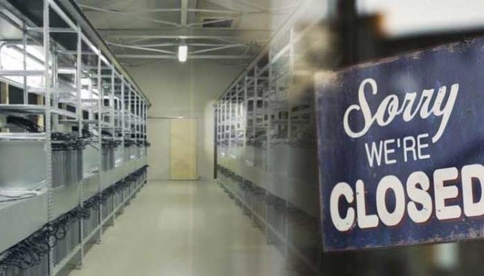 Nhiều cơ sở vận hành máy đào tiền ảo rơi vào cảnh lao đao, phải bán tháo thiết bị.