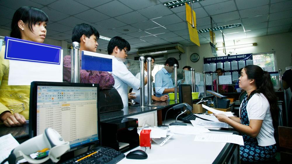 2018 là năm thứ tư liên tiếp Việt Nam có số lượng DN mới và số vốn đăng ký đạt cao nhất trong lịch sử. Ảnh: Lê Tiên