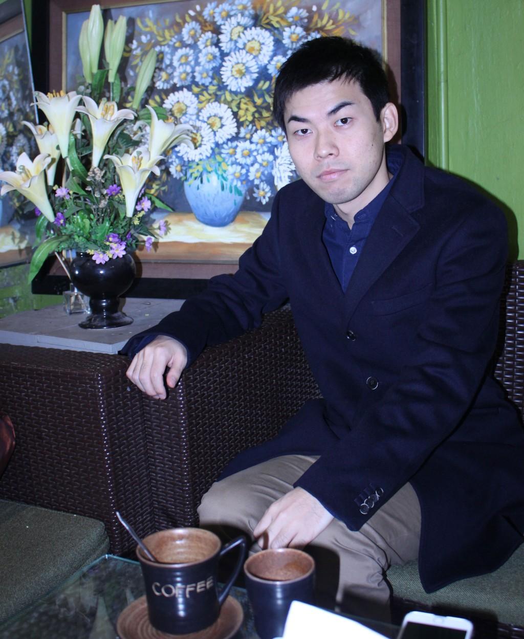 Matsunaga với những điều giản dị tại Việt Nam - ảnh 1