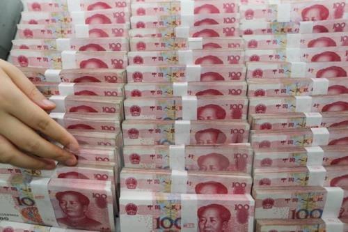Các quan chức Bộ Tài chính Trung Quốc ngày 23/1 cho biết năm 2019, Trung Quốc sẽ gia tăng chi tiêu ngân sách để hỗ trợ nền kinh tế. Ảnh minh họa: AFP/TTXVN)