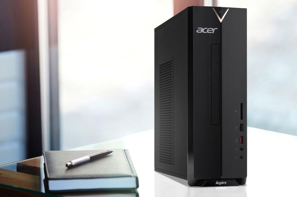Tổ chuyên gia đánh giá, máy tính bộ Acer - Aspire XC 885 do Công ty TNHH Tân Nguyên Khôi chào chưa đạt theo yêu cầu của E-HSMT. Ảnh: Việt Tiệp