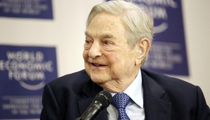 Tỷ phú George Soros - Ảnh: CNBC.