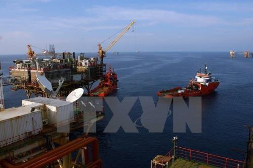 Giá dầu châu Á ngày 28/1 đi xuống. Ảnh minh họa: Huy Hùng-TTXVN