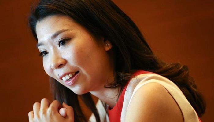 Kristine Li - Cháu gái lớn nhất của tỷ phú địa ốc Lee Shau Kee - Ảnh: Getty Images.