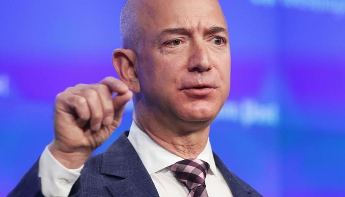 Người sáng lập, CEO của Amazon - Jeff Bezos - Ảnh: Getty Images.