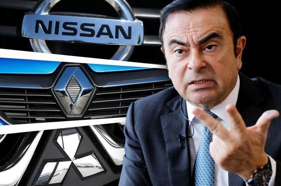 Một ngày sau khi ông Carlos Ghosn bị bắt, đồng loạt cổ phiếu của 3 hãng xe Nissan, Mitsubishi và Renault lần lượt sụt giảm 5,5%, 6% và 8,4%