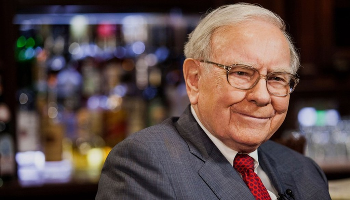 Nhà đầu tư huyền thoại Warren Buffett - Ảnh: Time.
