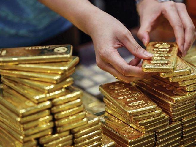 Giá vàng thế giới đang trong xu hướng tăng khá mạnh.