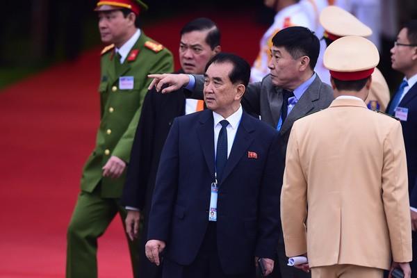 Chủ tịch Triều Tiên đến Việt Nam trên đoàn tàu bọc thép - ảnh 11
