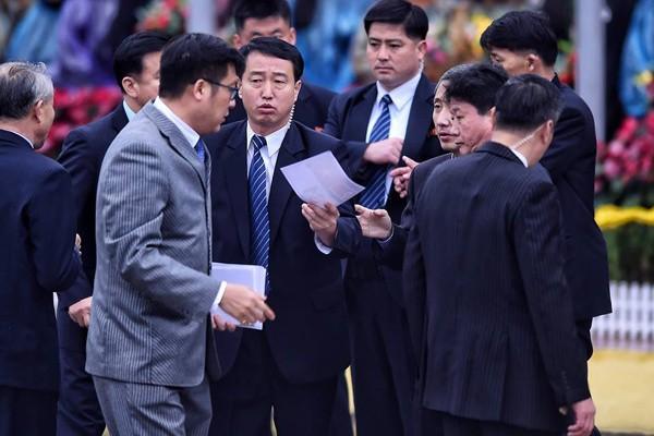 Chủ tịch Triều Tiên đến Việt Nam trên đoàn tàu bọc thép - ảnh 12