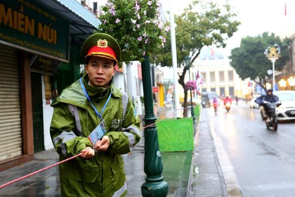 Chủ tịch Triều Tiên đến Việt Nam trên đoàn tàu bọc thép - ảnh 19
