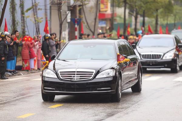 Chủ tịch Triều Tiên đến Việt Nam trên đoàn tàu bọc thép - ảnh 1
