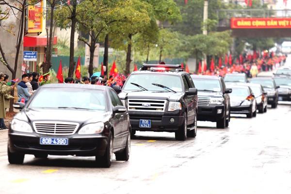 Chủ tịch Triều Tiên đến Việt Nam trên đoàn tàu bọc thép - ảnh 2
