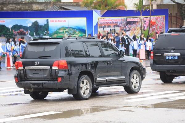 Chủ tịch Triều Tiên đến Việt Nam trên đoàn tàu bọc thép - ảnh 4