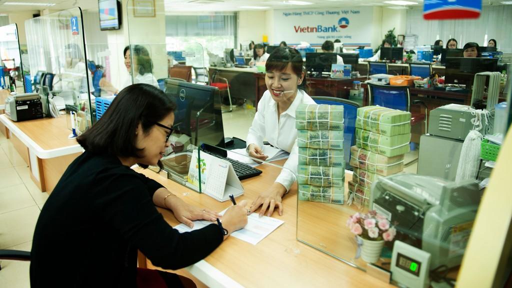Cổ đông chiến lược sẵn sàng hỗ trợ VietinBank tăng vốn điều lệ nhằm tạo thuận lợi trong kinh doanh. Ảnh: Nhã Chi